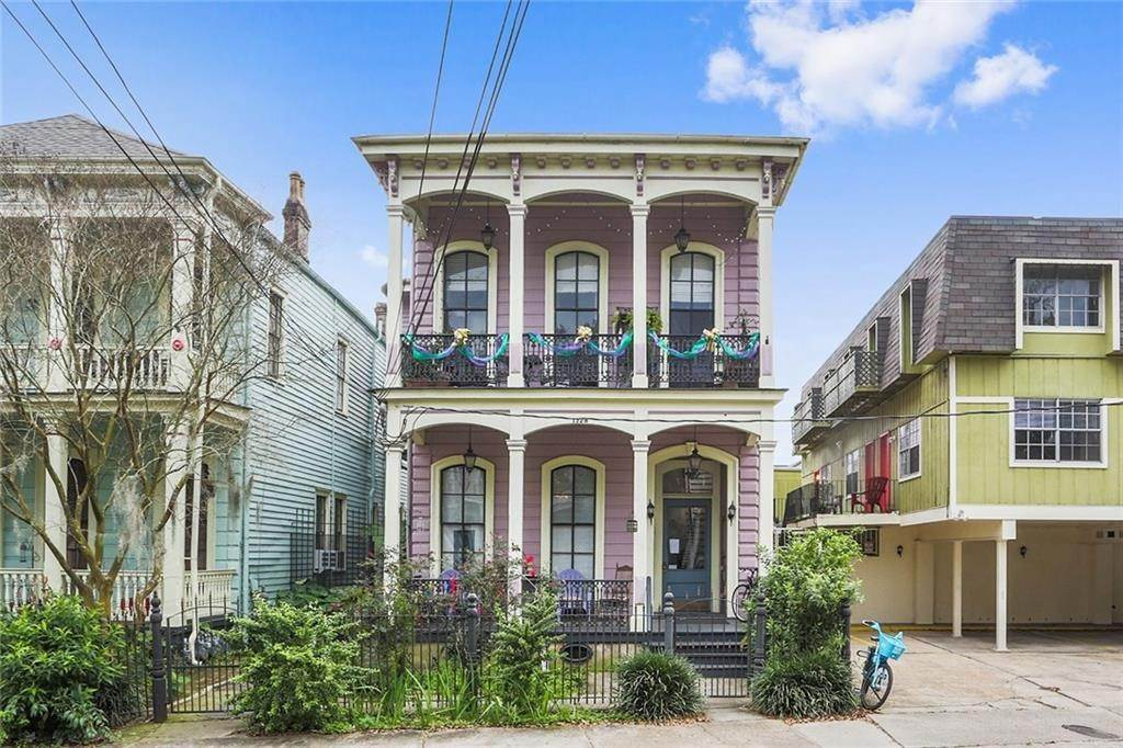 Apartments for Sale at 1322 28 ESPLANADE Avenue New Orleans, Louisiana 70116 United States