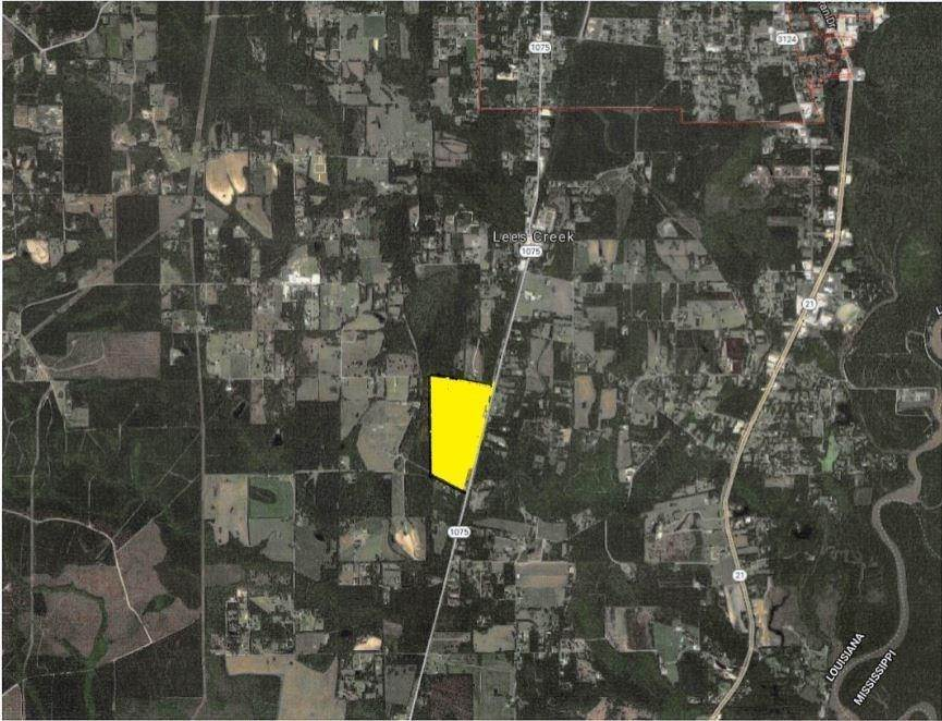 Single Family Homes for Sale at CA STEWART (RAILROAD) Road Bogalusa, Louisiana 70427 United States