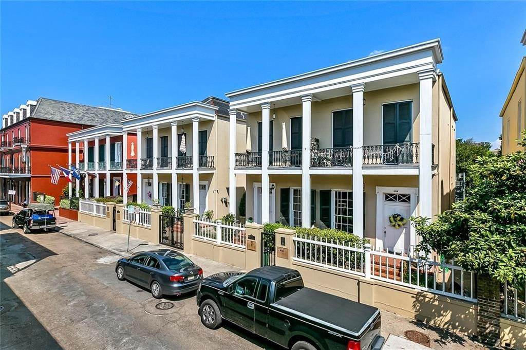 Apartments for Sale at 1216-20, 1222-26 CHARTRES Street New Orleans, Louisiana 70117 United States