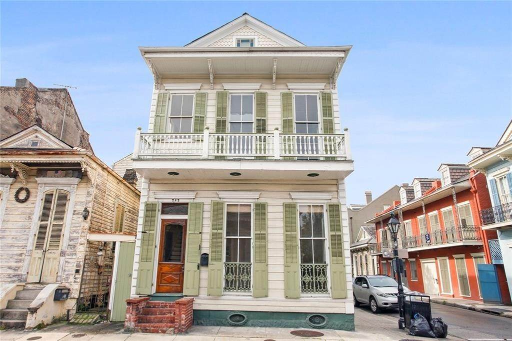 townhouses for Sale at 742 BARRACKS Street New Orleans, Louisiana 70116 United States