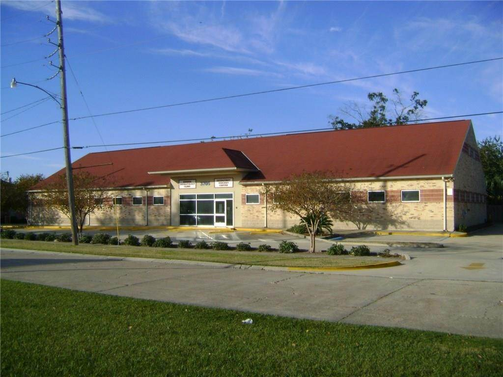 Commercial / Office at 3705 FLORIDA Avenue Kenner, Louisiana 70065 United States