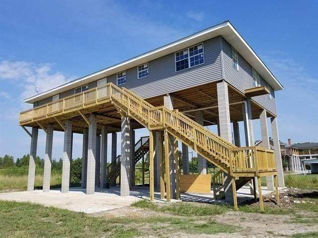 Single Family Homes por un Venta en 6169 HWY 39 Highway Braithwaite, Louisiana 70040 Estados Unidos
