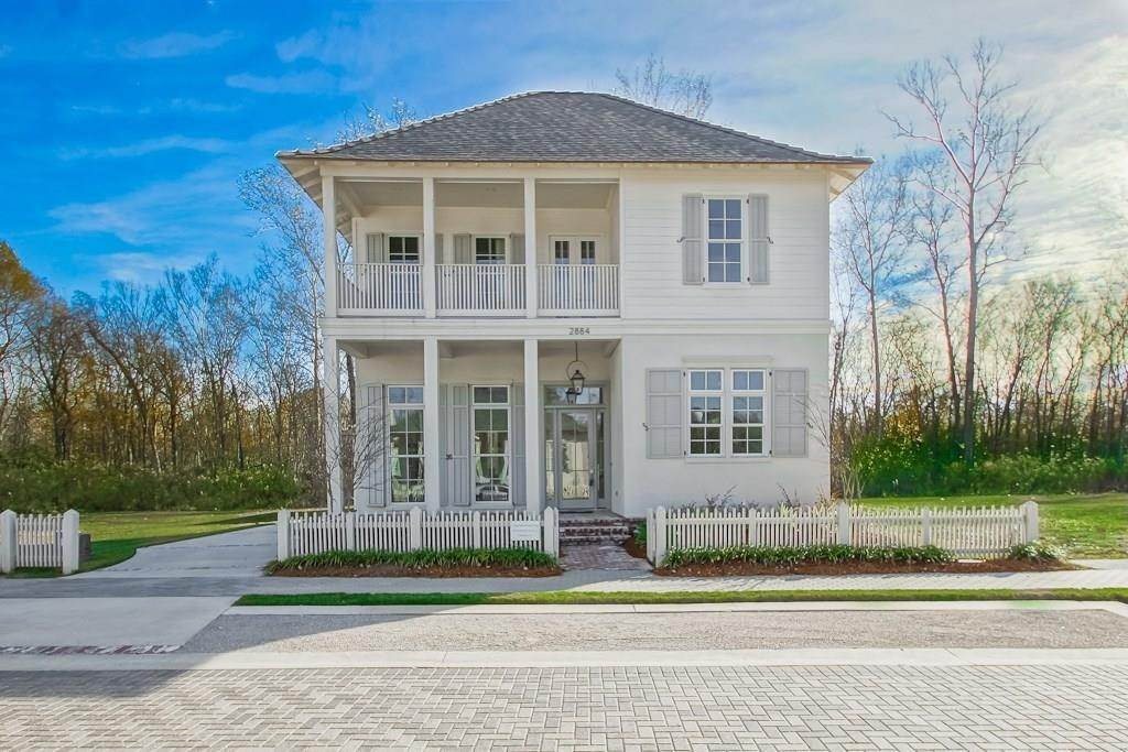 Single Family Homes for Sale at 2884 POINTE-MARIE Drive Baton Rouge, Louisiana 70820 United States