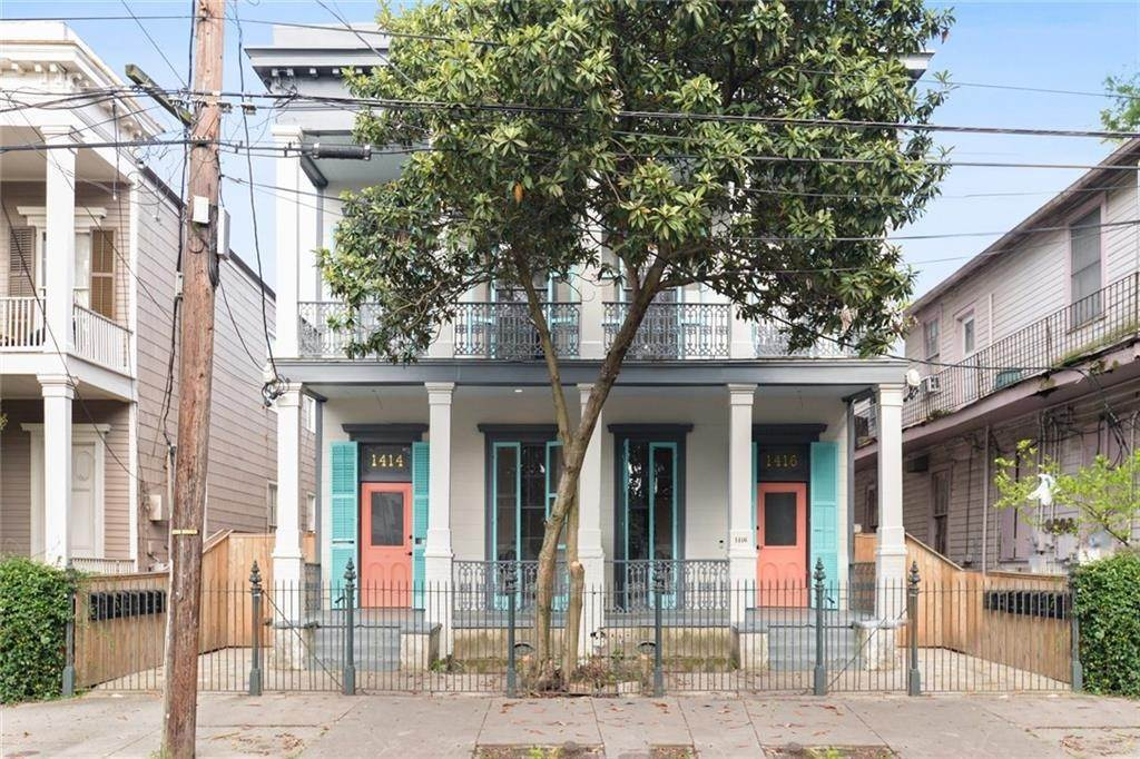 Apartments for Sale at 1416 14 MAGAZINE ST Street New Orleans, Louisiana 70130 United States