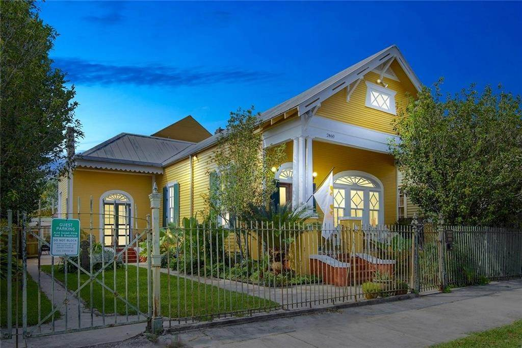 40. Single Family Homes for Sale at 2460 N RAMPART Street New Orleans, Louisiana 70117 United States