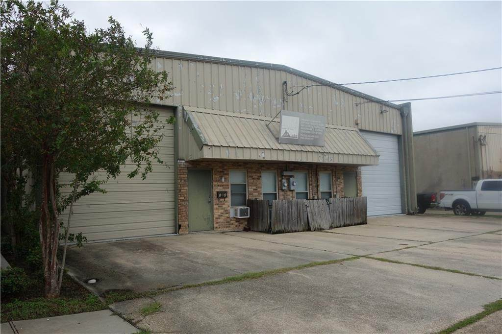 17. Warehouse at 18 23RD Street Kenner, Louisiana 70062 United States