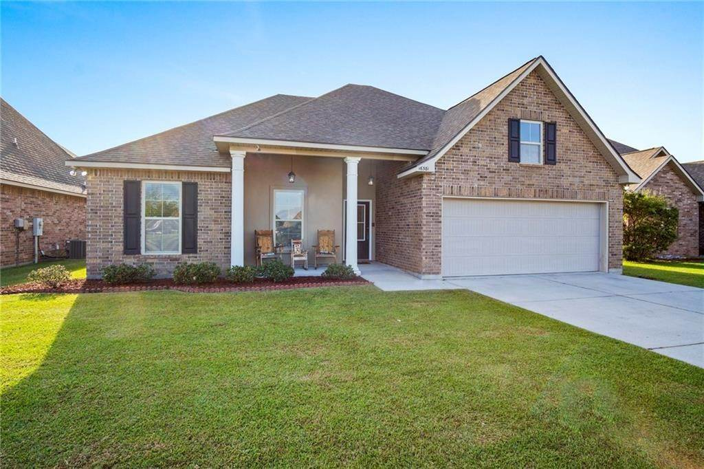 Single Family Homes por un Venta en 16381 TIMBERSTONE Drive Prairieville, Louisiana 70769 Estados Unidos