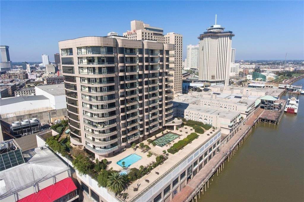 Condominiums for Sale at 600 PORT OF NEW ORLEANS Place New Orleans, Louisiana 70130 United States