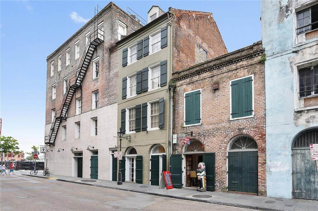 Triplex for Sale at 506-08 CONTI Street New Orleans, Louisiana 70130 United States