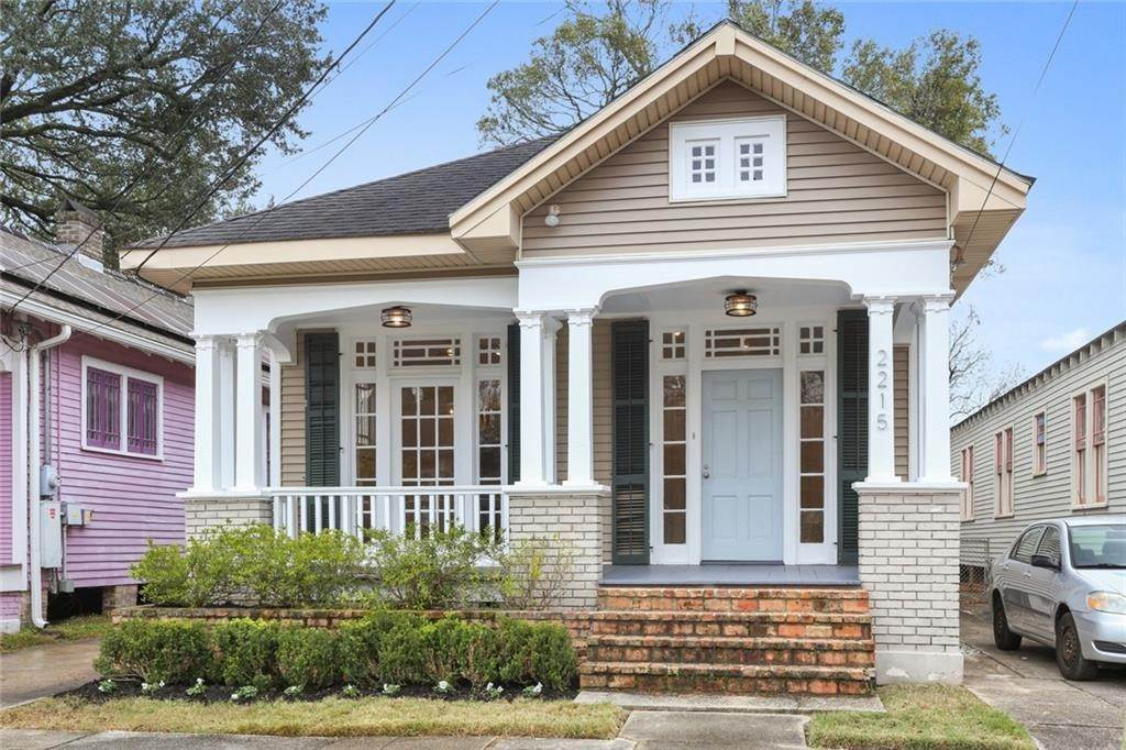 condo / townhouse / duple for Sale at 2215-17 BURDETTE Street New Orleans, Louisiana 70118 United States
