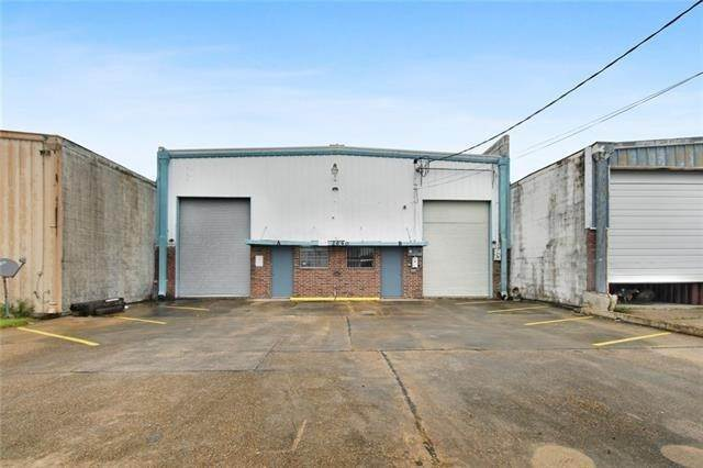 Warehouse at 2640 DELAWARE Avenue Kenner, Louisiana 70062 United States