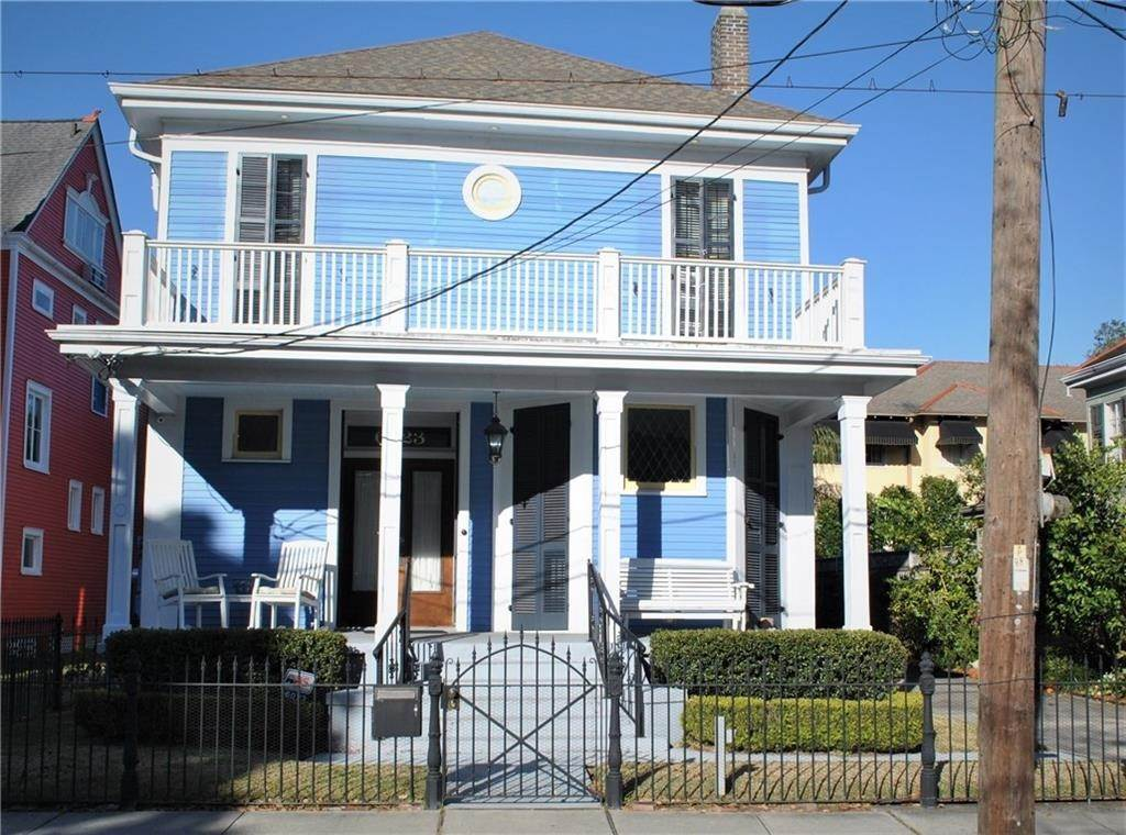 Single Family Homes for Sale at 6023 FRERET Street New Orleans, Louisiana 70118 United States