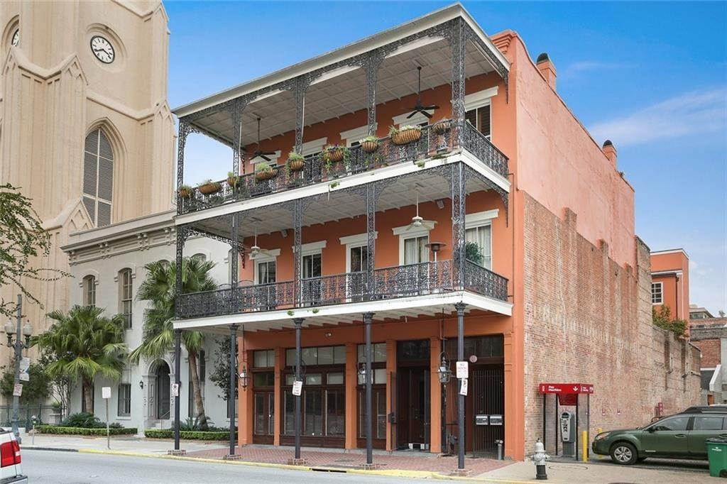 Condominiums for Sale at 730 CAMP Street New Orleans, Louisiana 70130 United States