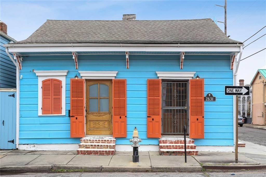 Single Family Homes for Sale at 2631 N RAMPART Street New Orleans, Louisiana 70117 United States