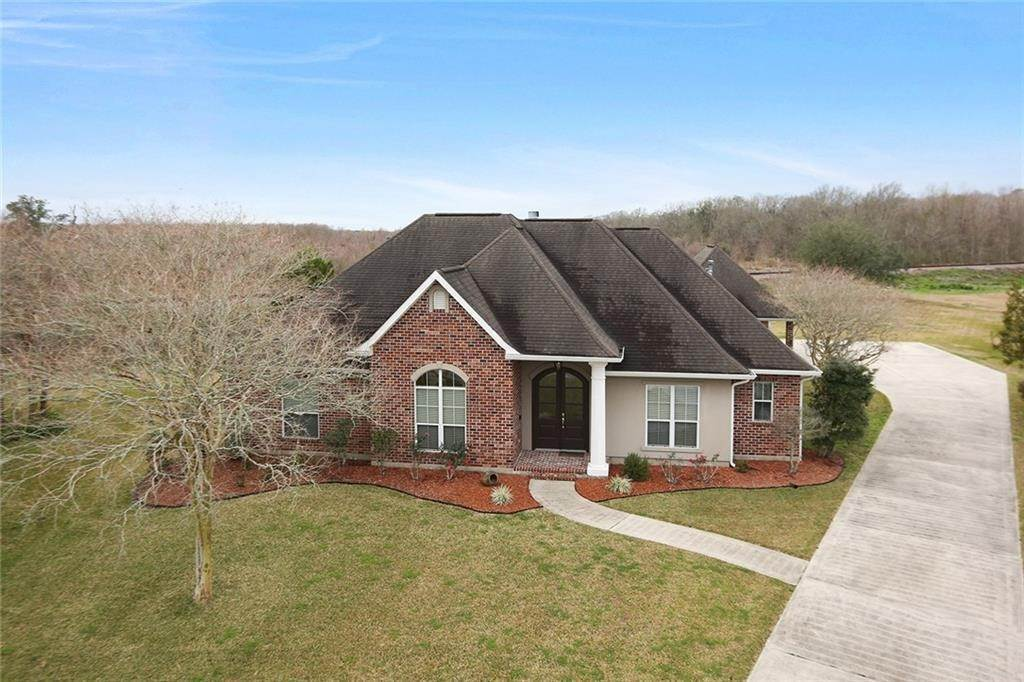 Single Family Homes por un Venta en 206 MEREDITH Place Hahnville, Louisiana 70057 Estados Unidos