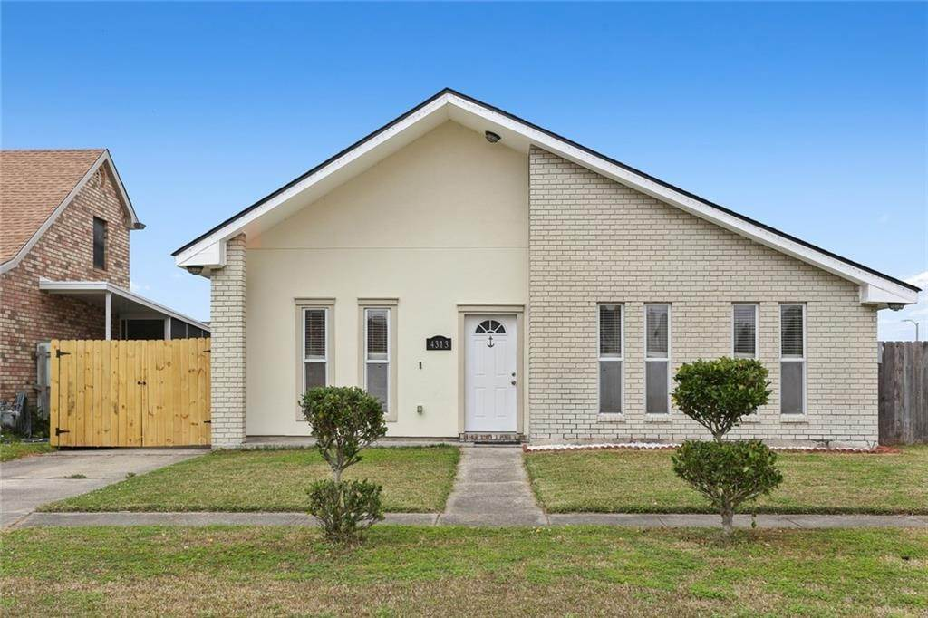 Single Family Homes for Sale at 4313 E GENIE Street Meraux, Louisiana 70075 United States