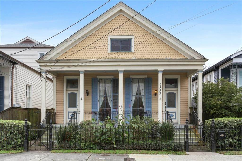 Single Family Homes for Sale at 4852 CONSTANCE Street New Orleans, Louisiana 70115 United States
