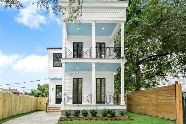 townhouses for Sale at 1305 N DORGENOIS Street New Orleans, Louisiana 70119 United States