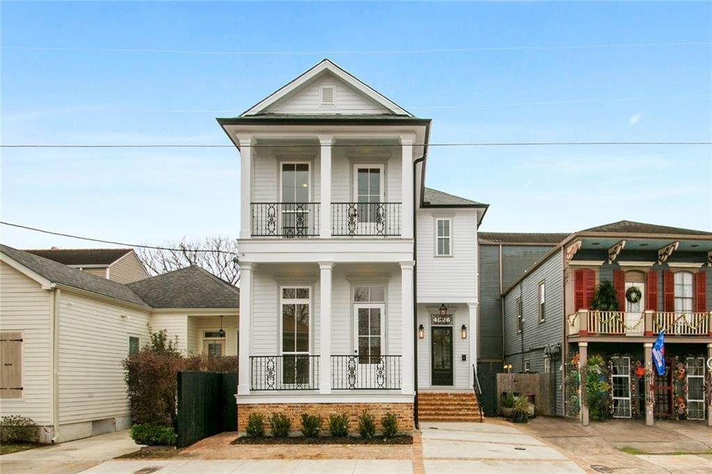 2. Single Family Homes for Sale at 4526 CONSTANCE Street New Orleans, Louisiana 70115 United States