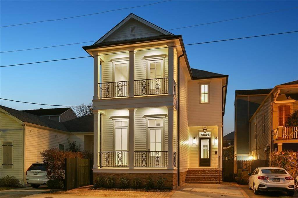 3. Single Family Homes for Sale at 4526 CONSTANCE Street New Orleans, Louisiana 70115 United States