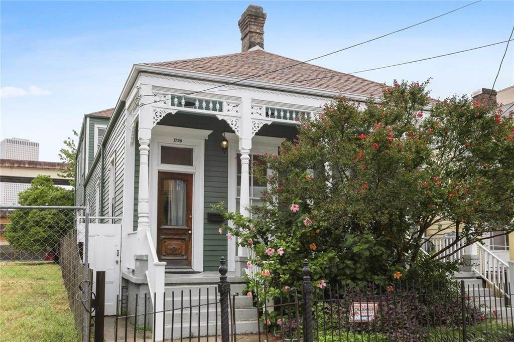 Triplex for Sale at 1727-29 CLIO Street New Orleans, Louisiana 70113 United States
