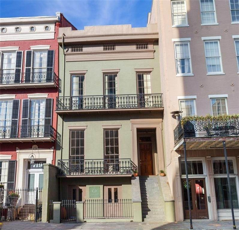 townhouses for Sale at 717 CAMP Street New Orleans, Louisiana 70130 United States