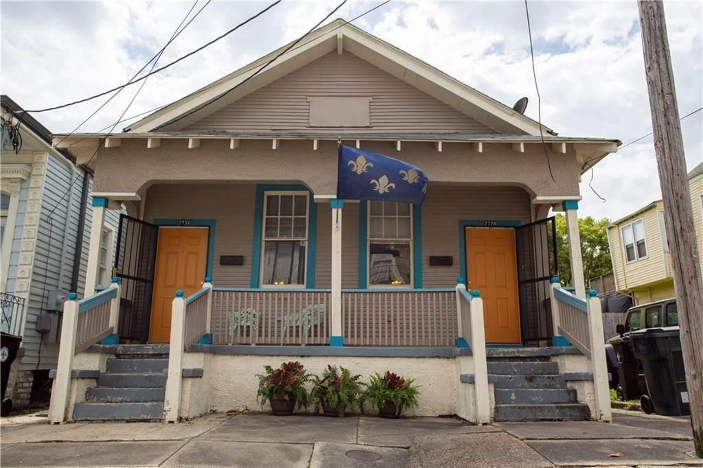 condo / townhouse / duple for Sale at 2726 28 SAINT PHILIP Street New Orleans, Louisiana 70119 United States