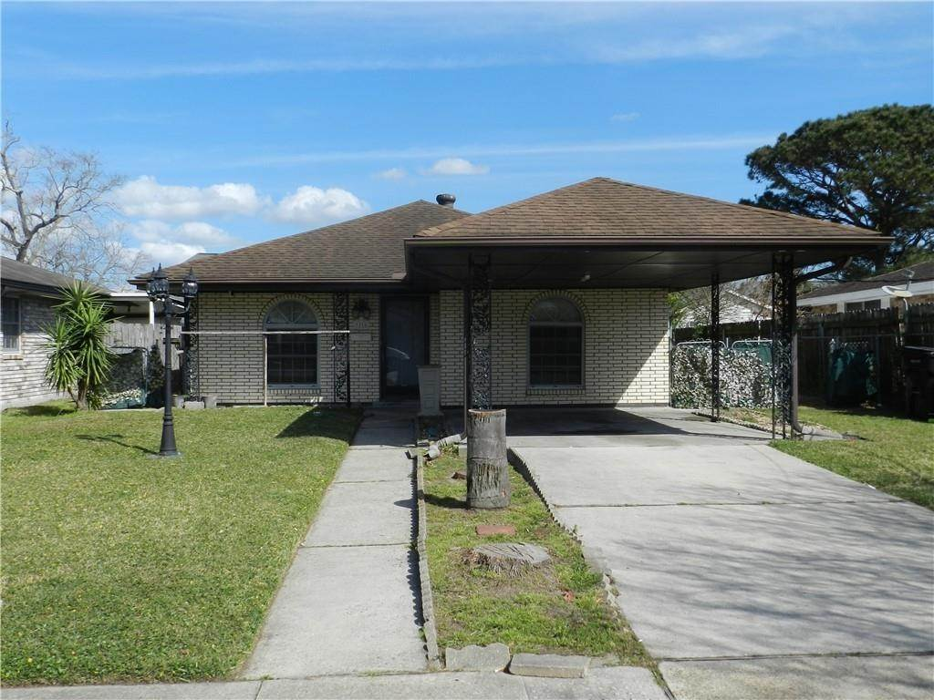 Single Family Homes at 3210 CONNECTICUT Street Kenner, Louisiana 70065 United States