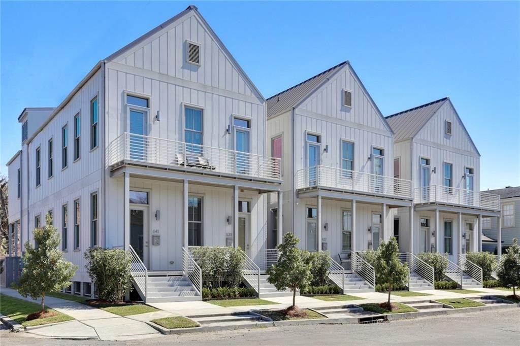 Condominiums for Sale at 641 PHILIP Street New Orleans, Louisiana 70130 United States