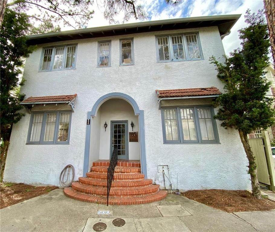 Quadraplex for Sale at 500 LOWERLINE Street New Orleans, Louisiana 70118 United States