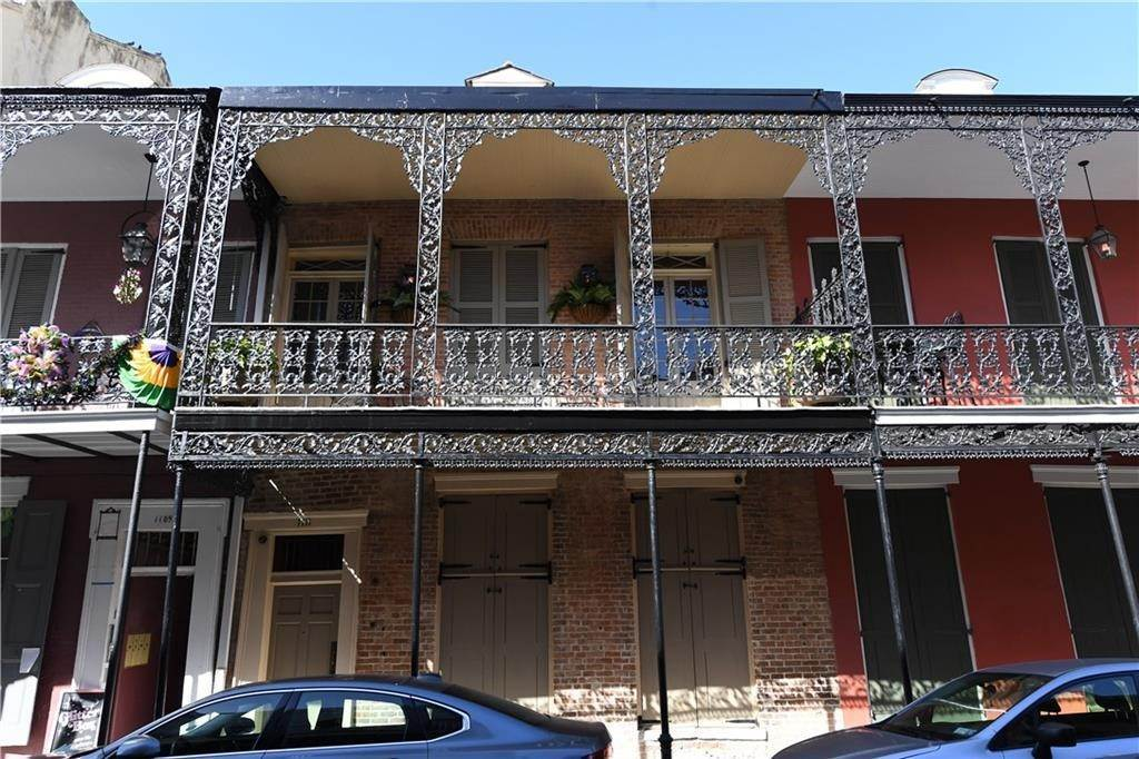 townhouses at 1111 ROYAL Street New Orleans, Louisiana 70116 United States