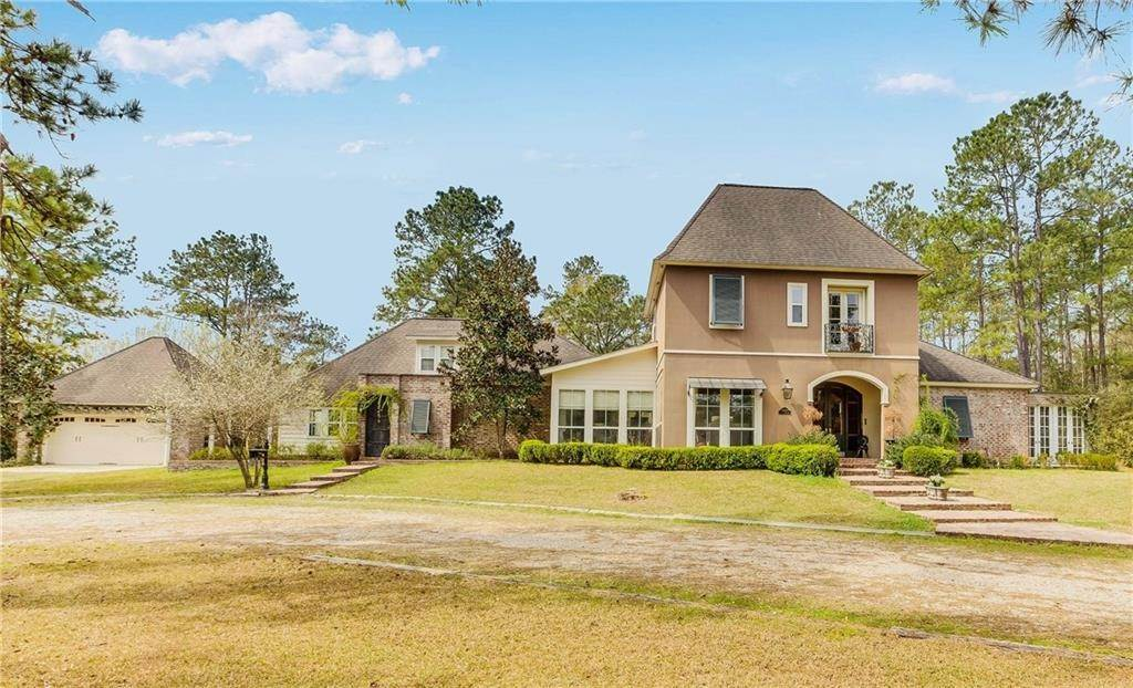 Single Family Homes for Sale at 14104 LILLY PAD POND Road Amite, Louisiana 70422 United States