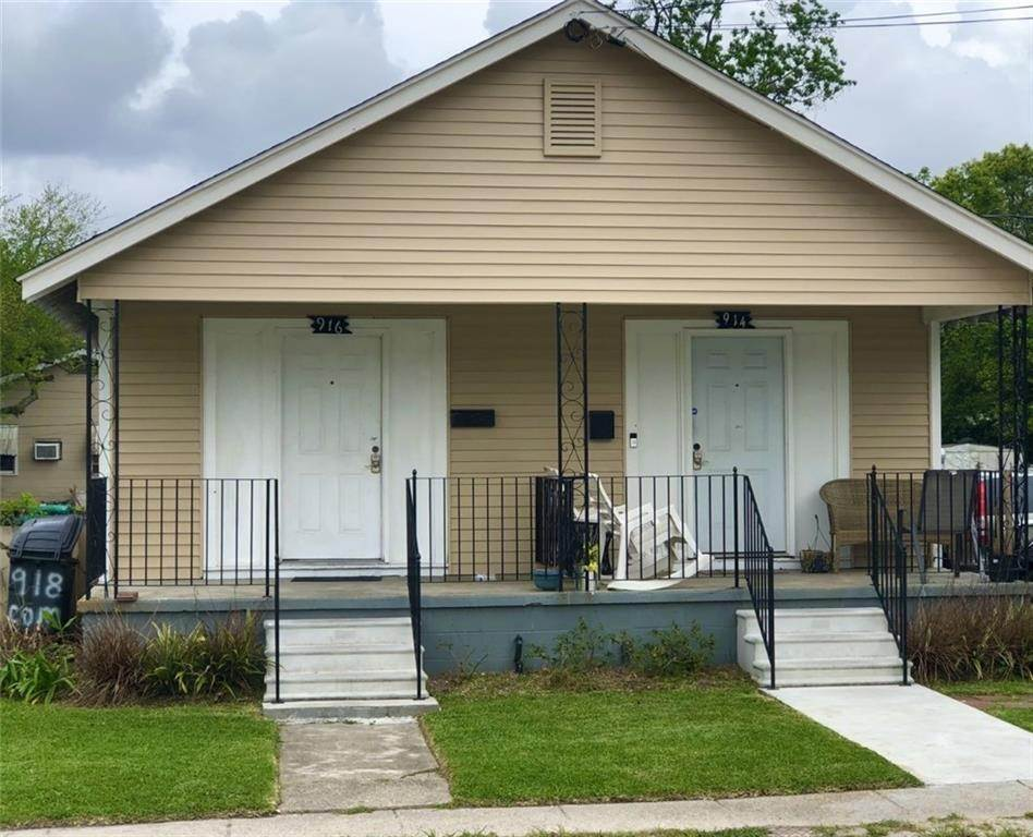 condo / townhouse / duple at 916 COMPROMISE Street Kenner, Louisiana 70062 United States