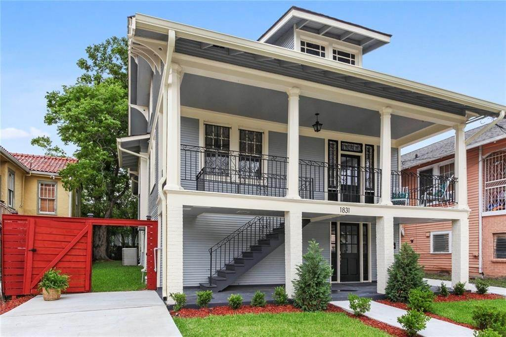condo / townhouse / duple for Sale at 1831 S DUPRE Street New Orleans, Louisiana 70125 United States