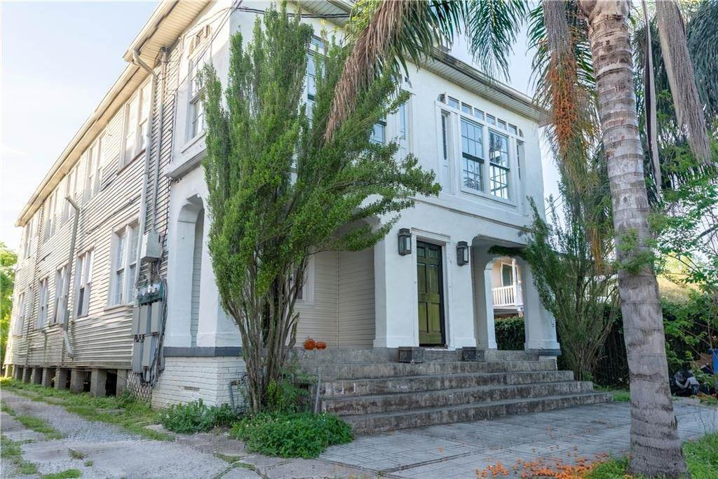 Quadraplex for Sale at 2220 BROADWAY Street New Orleans, Louisiana 70118 United States
