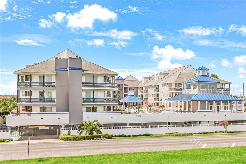 Condominiums for Sale at 420 METAIRIE HAMMOND Highway Metairie, Louisiana 70005 United States