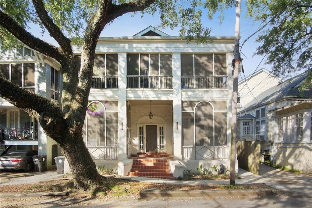 Quadraplex for Sale at 7816-18 ST CHARLES Avenue New Orleans, Louisiana 70118 United States
