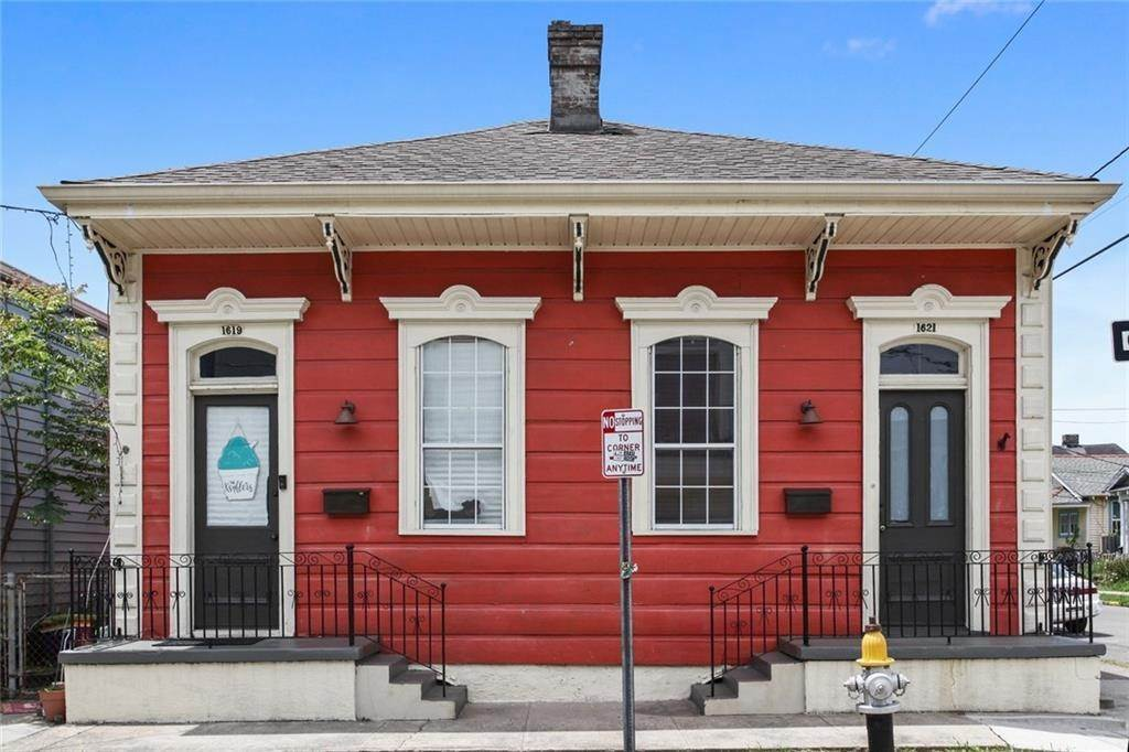 Triplex for Sale at 1619 21 SAUVAGE Street New Orleans, Louisiana 70119 United States