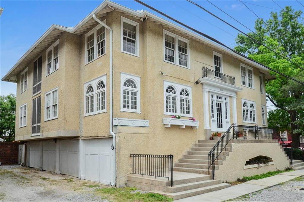 Quadraplex for Sale at 1040 SHORT Street New Orleans, Louisiana 70118 United States