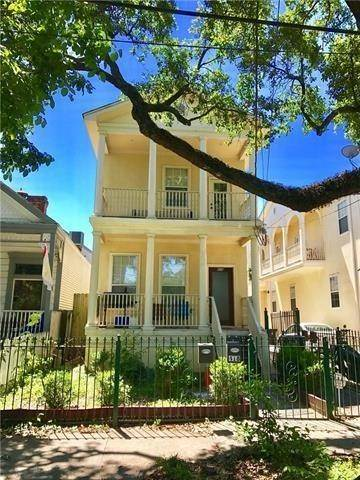 townhouses at 416 S NORMAN C FRANCIS Parkway New Orleans, Louisiana 70119 United States