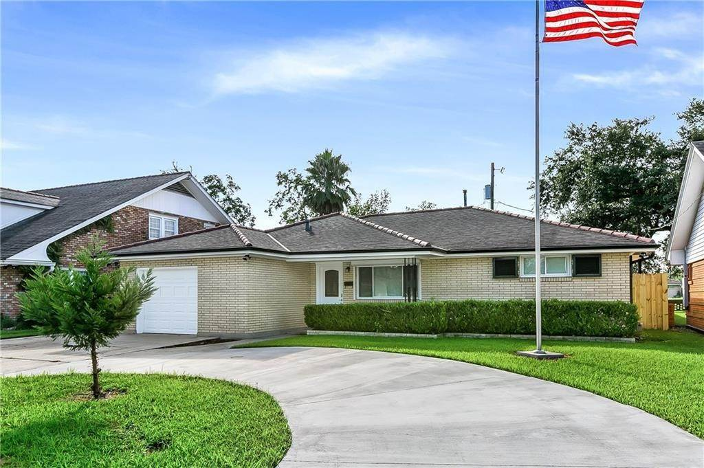 Single Family Homes en 613 ROWLEY Boulevard Arabi, Louisiana 70032 Estados Unidos