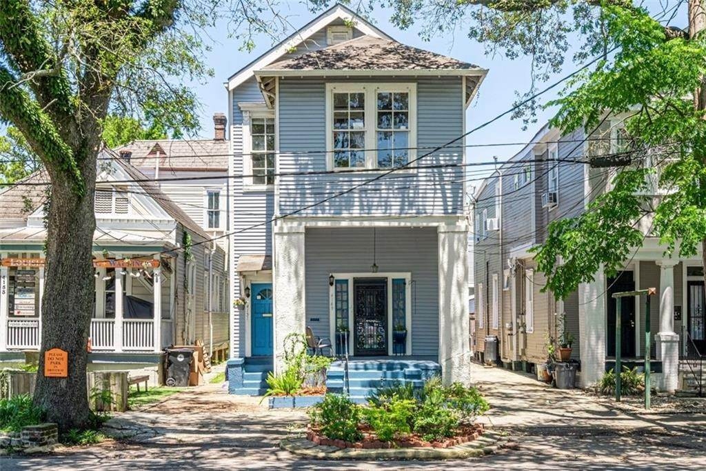 Triplex for Sale at 4149 51 CANAL Street New Orleans, Louisiana 70119 United States