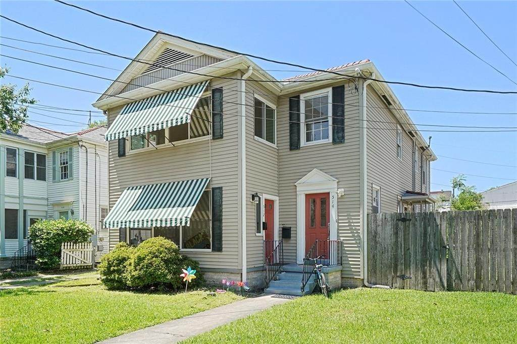 condo / townhouse / duple for Sale at 512 14 SHORT Street New Orleans, Louisiana 70118 United States