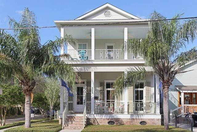 Single Family Homes at 6075 LAUREL Street New Orleans, Louisiana 70115 United States