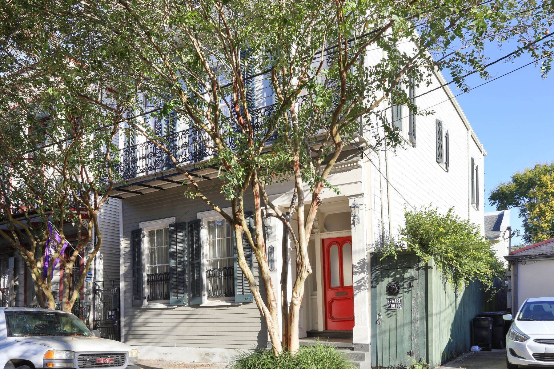 Single Family Homes por un Venta en 2011 N Rampart New Orleans, Louisiana 70116 Estados Unidos