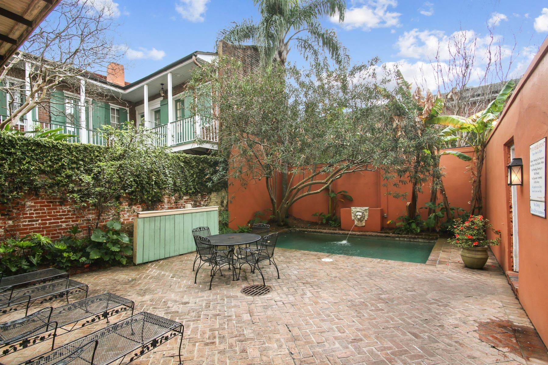 5. Condominiums for Sale at 1040 Chartres Street, C6 1040 Chartres St, C6 New Orleans, Louisiana 70116 United States