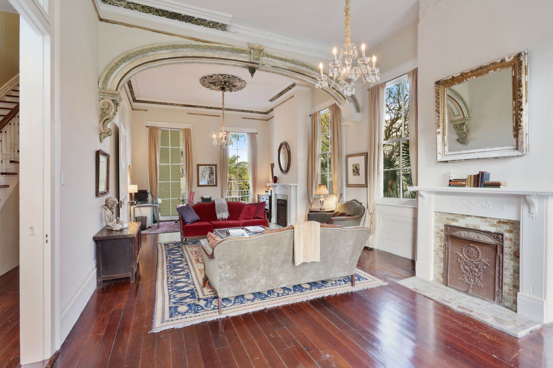 5. Single Family Homes for Sale at 2613 Royal New Orleans, Louisiana 70117 United States