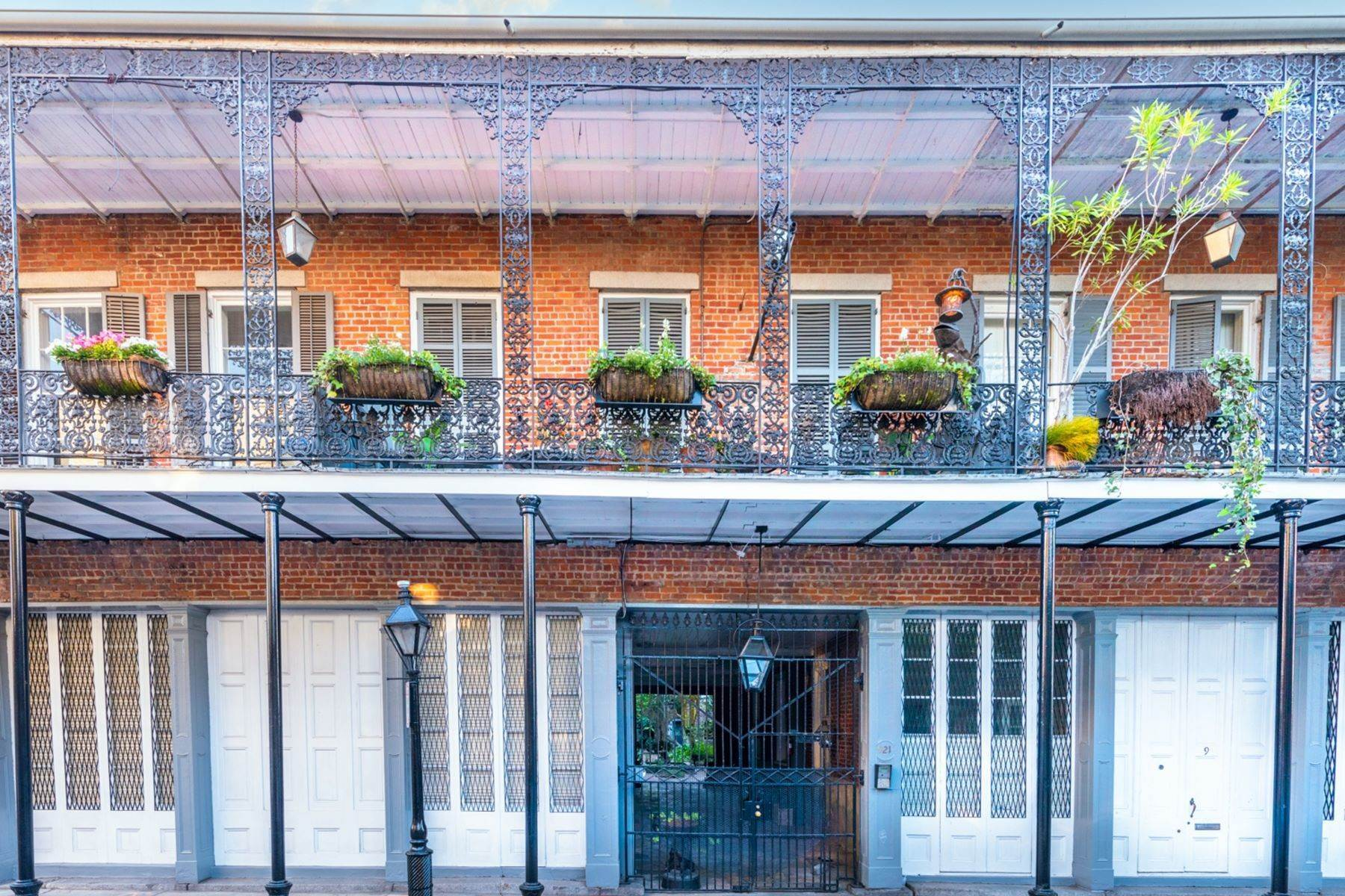 Condominiums for Sale at 921 Chartres Street, #12, French Quarter 921 Chartres St, Unit 12 New Orleans, Louisiana 70116 United States