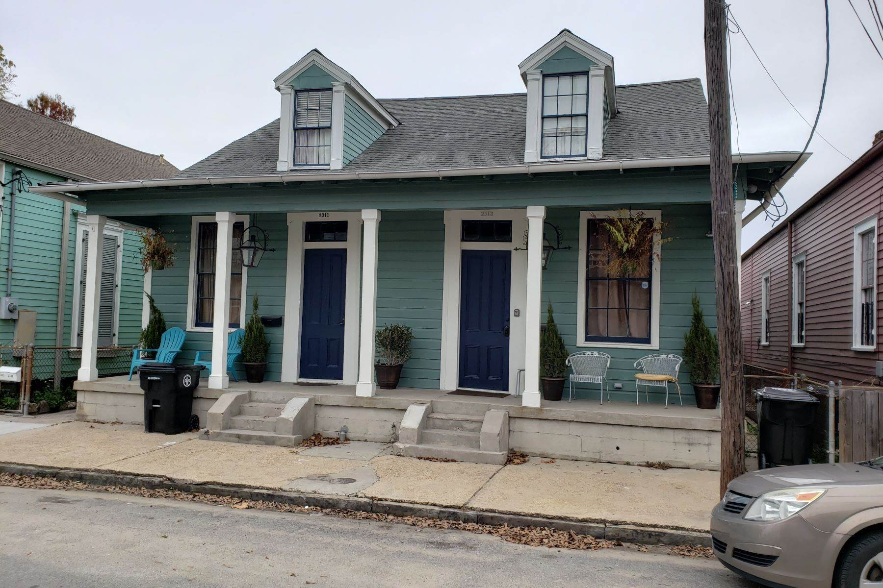Single Family Homes for Sale at 2311 Royal St New Orleans, Louisiana 70117 United States