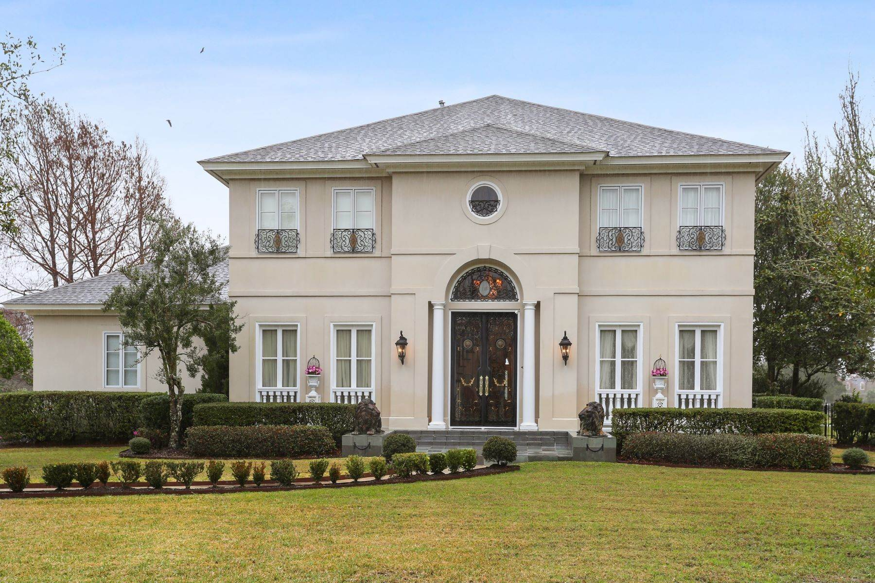 Single Family Homes for Sale at 117 English Turn Drive New Orleans, Louisiana 70131 United States